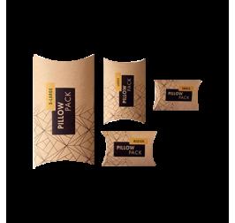 Custom Kraft Paper Pillow Packaging Boxes