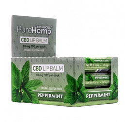 CBD Balm and Lotion Packaging Boxes