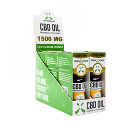 Custom CBD Vape Juice Packaging Boxes