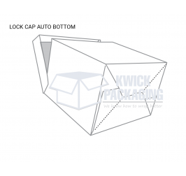 Lock Cap Auto Bottom With Templates