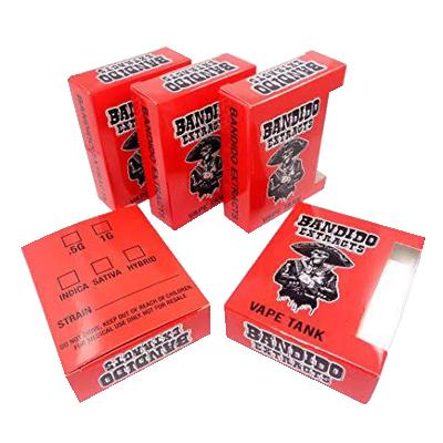 Custom Vape Tank Packaging Boxes